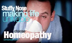 Best Homeopathic Remedies for Blocked Nose Treatment