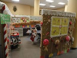 office decor ideas christmas. decorated cubicles with ginger bread cubiclescom cubicle ideasoffice cubiclechristmas decorationsdesk office decor ideas christmas o