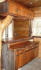 rustic wood bar top live edge countertops slab uk
