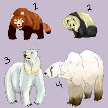 grolar bear size hybrid bear adopts open by thecopperbeast on deviantart