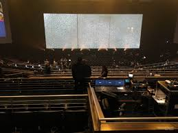 Park Theater At Park Mgm Section 304 Rateyourseats Com