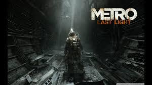 Metro 2033 Last Light Redux Trainer Metro Last Light Trainer
