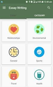 essay writing android apps on google play  essay writing screenshot thumbnail