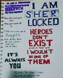 My Favourite Quotes Sherlock Amino