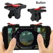 Cặp nút bấm hỗ trợ chơi game trên điện thoại tiện dụng