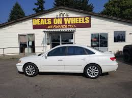 deals on wheels used bhph cars missoula bad credit auto loans deals on wheels used bhph cars missoula bad credit auto loans 2007 hyundai azera