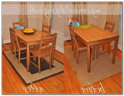 Rugs Under Kitchen Table Good Kitchen Table Rugs Mesmerizing Wine Cabinet Furniture With