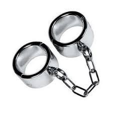 <b>Широкие</b> наручники Metal — купить за 12604 рублей в России