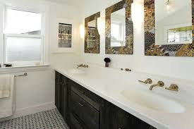 wall mount faucets bathroom colorful bathroom mirror wall mounted faucet with eclectic vanities and wall mount wall mount faucets bathroom