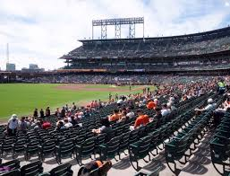 Oracle Park Section 132 Seat Views Seatgeek