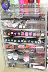 acrylic makeup box lovely acrylic makeup drawers uk 3 i will do a follow up post