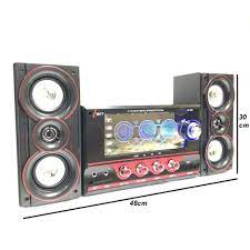 Dàn Âm Thanh Tại Nhà - Loa Vi Tính Hát Karaoke Có Kết Nối Bluetooth USB  SKYNEW - SKN395 - Phân Phối Bởi TopLink - Loa Bluetooth Nhãn hiệu No Brand