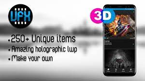 VFX 3D Live Wallpapers Pro 2018 ...