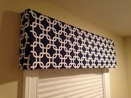 diy box valance no sew around the house box