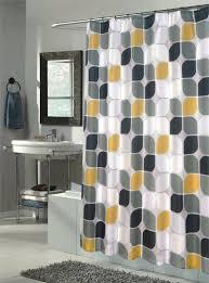 Mid Century Modern Shower Curtain Image Of Modern Shower Curtains