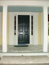 image of feng s front door black