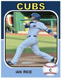 Prospect Profile: Ian Rice – Going Full Throttle This Year – Cubs Central