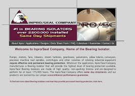 Inpro Seal Size Chart Inpro Seal Attains Milestone Monthly Production Levels