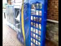 Blockbuster Vending Machines