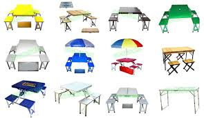 fabulous outdoor folding table and chairs folding picnic table and chairs picnic tables