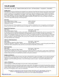 Samples Of Bad Resumes Fresh Poor Resume Examples Good And Bad