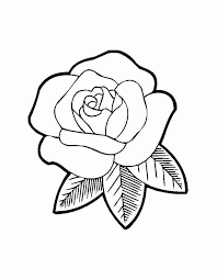 Roosjes Kleurplaat Bunch Of Roses Colouring Page Pre K Flowers