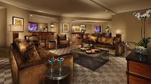 Hospitality Suite Mandalay Bay - Mgm signature 2 bedroom suite floor plan
