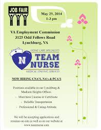 Fair Nurse Virginia Job Employment Commission Team