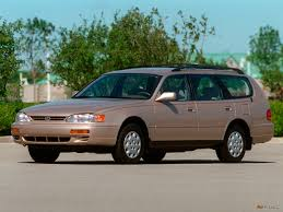 Toyota Camry Wagon US-spec (XV10) 1992–96 wallpapers (1280x960)