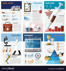 Health And Medical Chart Diagram Infographic