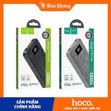 Pin sạc dự phòng Hoco J47 cổng PD + QC3.0 dung lượng 10.000mAh Dành cho  iPhone IP 7 8 Plus X Xs 11 12 Pro Max Samsung giá cạnh tranh