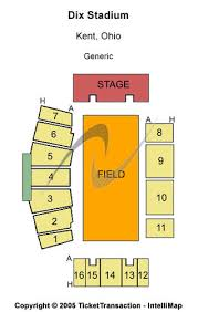 Dix Stadium Tickets Dix Stadium In Kent Oh At Gamestub