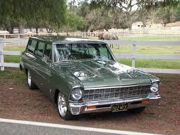 1967 Nova Wagon