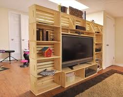 pallet crate furniture. DIY Wooden Crate And Pallet Furniture Projects | 99 Pallets I