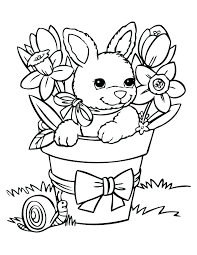 Fun Easter Coloring Pages Best Images On Cute Coloring Pages Fun