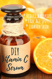 diy vitamin c serum supports aging skin to keep it looking fresh antiaging