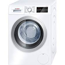 bosch stackable washer and dryer. Beautiful Bosch Bosch WAT28401UC 500 22 Cu Ft White Stackable Front Load Washer  Energy  Star And Dryer H