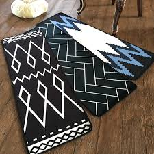 Kitchen Carpet Popular Black Kitchen Rugs Buy Cheap Black Kitchen Rugs Lots From