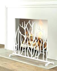 diy fireplace screen fireplace screen gorgeous fireplace screens for every home stained glass fireplace screen fireplace