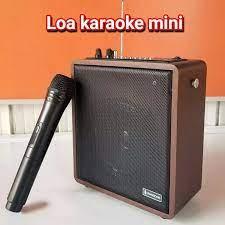 Loa Karaoke Kiêm Trợ Giảng Bluetooth ZANSONG A061 Tặng Kèm 1 Micro Không  Dây Cao Cấp Bảo Hành 1 Đổi 1