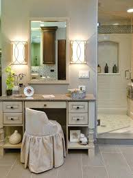 classic bathroom lighting. Majestic Allen Roth Bathroom Lighting Classic Bath Packed With Storage Solutions Traditional A