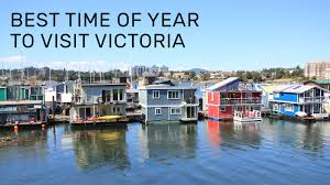 best time of year visit victoria bc