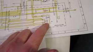 how to read automotive wiring diagrams fonar me reading wiring diagrams hvac how to read an automotive wiring diagram porsche 944 youtube within diagrams