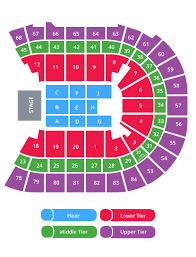 Niall Horan Seating Chart Niall Horan Singapore Tickets 12 06 2018 Stubhub Ireland