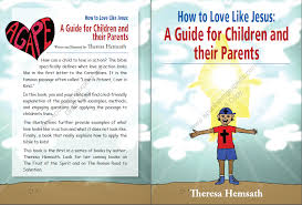 the front and back cover of the children s book how to love like a
