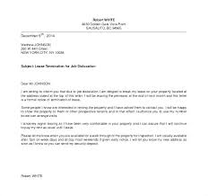 Example Letter Of Termination Example Of Tenancy Termination Letter Naveshop Co