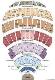Hollywood Bowl Tickets And Hollywood Bowl Seating Charts