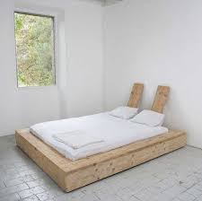 reclaimed wood bed frame. A DIY Bed Made From Reclaimed Wood Frame U