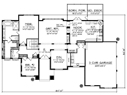 197 best house plans images on pinterest dream house plans House Plans With 3 Car Garage Apartment 197 best house plans images on pinterest dream house plans, house floor plans and master suite 3 Car Garage with Apartment Floor Plans