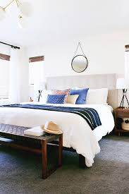 A Modern, Eclectic Bedroom Reveal | Inspired by You | White bedroom ...